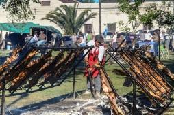 Fiesta del costillar a la estaca #Tabossi @roggercabral