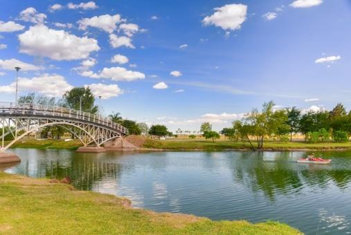 Parque Quintana - Gualeguay - Reservorio - Foto: Gustavo Roger Cabral