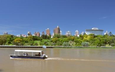 Río Paraná - Paraná - Foto: Gustavo Roger Cabral