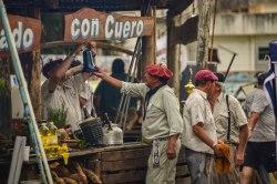 Fiesta del Asado con Cuero - Viale - Gustavo Roger Cabral