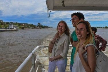 Catamarán Río Paraná - Roger Cabral