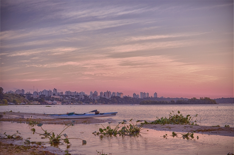 Playa Thompson - Paraná - Gustavo Roger Cabral ©
